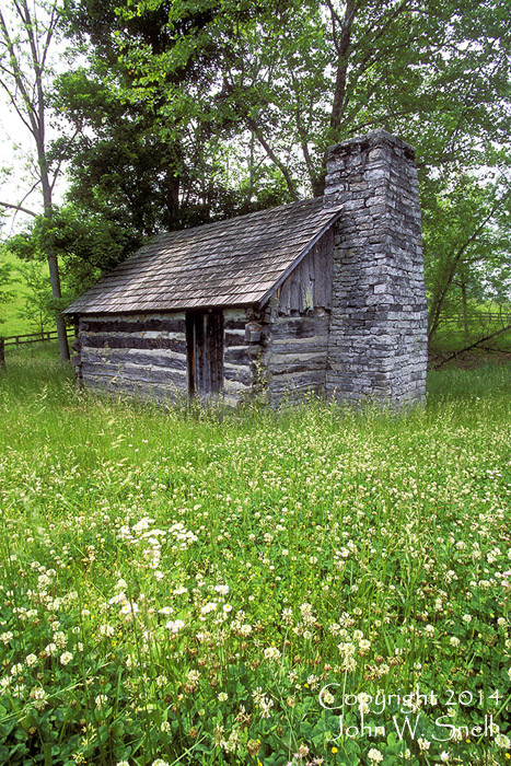 Daniel Boone's Last Known Kentucky Residence